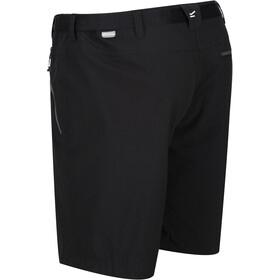 Regatta Xert III Stretch Shorts Hombre, negro